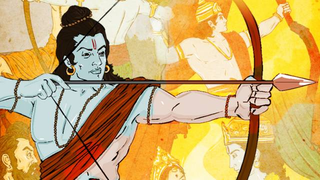 Ramayana 1 - Birth of Lord Ram