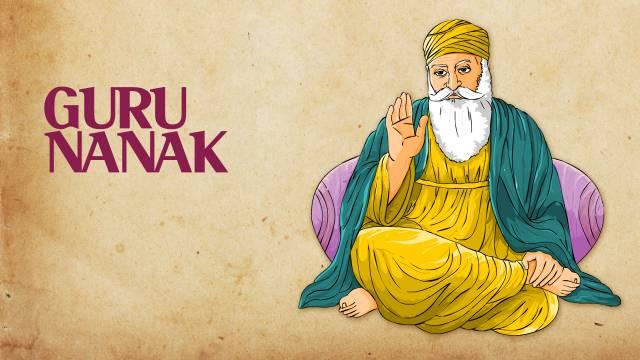 Guru Nanak Dev - Founder of Sikhism