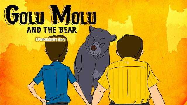 Golu Molu and Bear