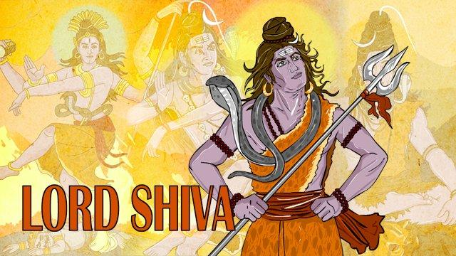 Lord Shiva - The Mahadeva