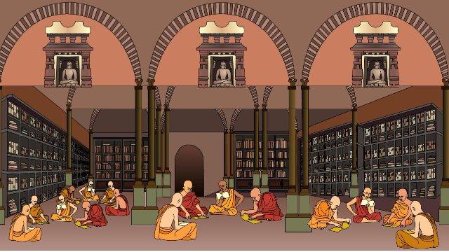 Nalanda - UNESCO heritage site