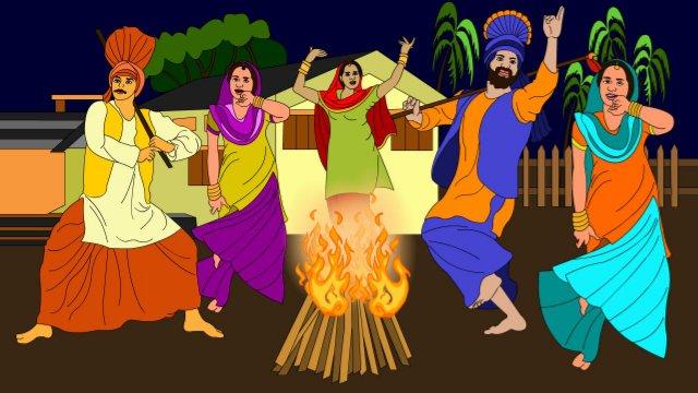Lohri, Makar Sankranti, Pongal!