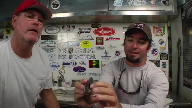 Dredge Fishing - Dredge Baits