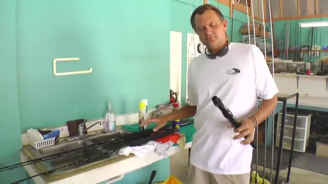 How to Clean and Maintain Fishing Rods