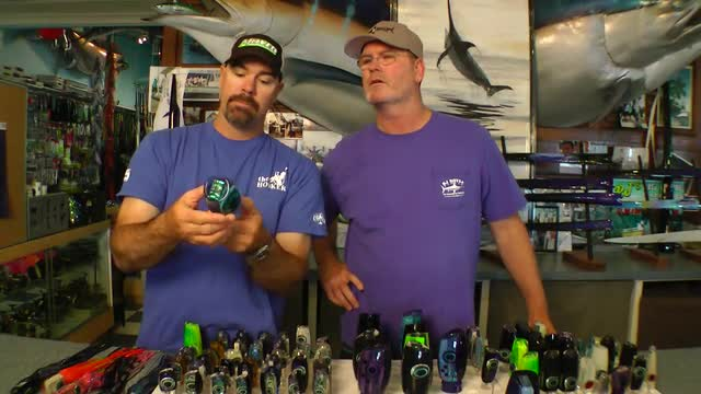 Offshore Trolling Lures - Andy Moyes' Favorites
