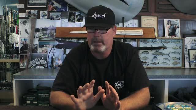 Daytime Swordfish Bait Rigging Tools