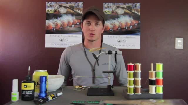 Inshore Fly Tying with Capt. Jesse Males