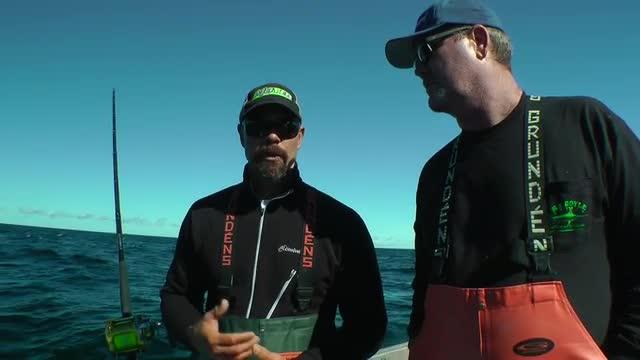 Giant Bluefin Tuna - Fishing Herring Boats