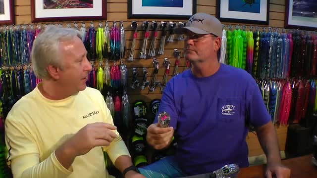 Offshore Trolling Lures - Black Bart Head Shape Discussion