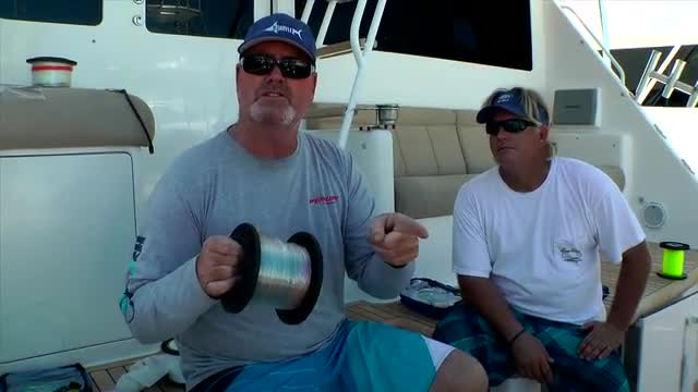 Tackle Tip: Adding Line to a Dredge Spool
