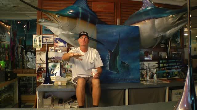 Giant Bluefin Tuna - Fishing Scenarios
