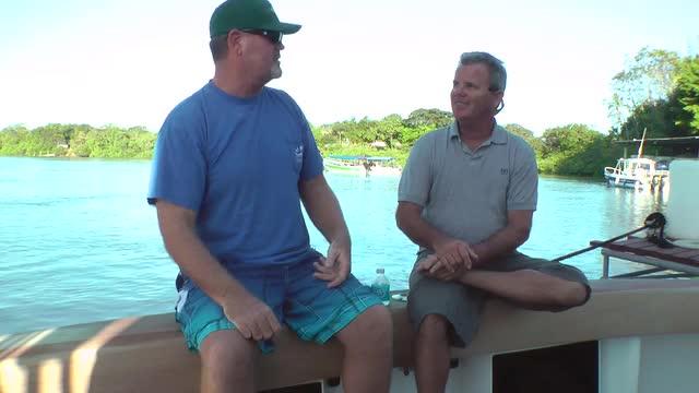 Dredge Fishing - The Art of Prospecting