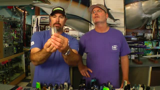 Offshore Trolling Lures - Moyes Short Rigger Lures