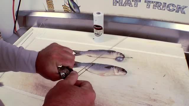 Dredge Fishing - Rigging Dredge Mullets