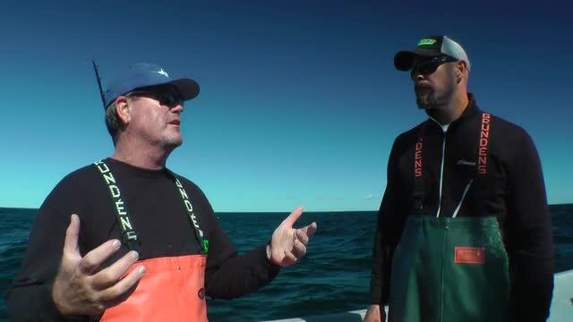 Giant Bluefin Tuna - Drifting and Kites