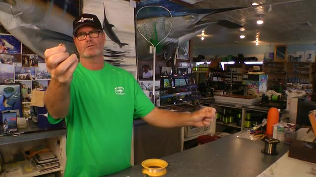 Dolphin Fishing - Terminal Tackle