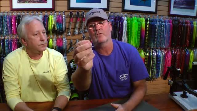 Offshore Trolling Lures - Black Bart Hooks