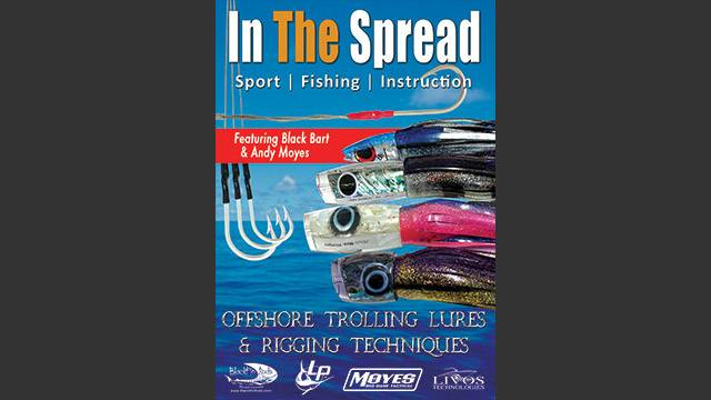 Offshore Trolling Lures & Rigging Techniques