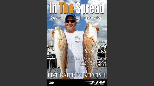 Live Baiting Redfish