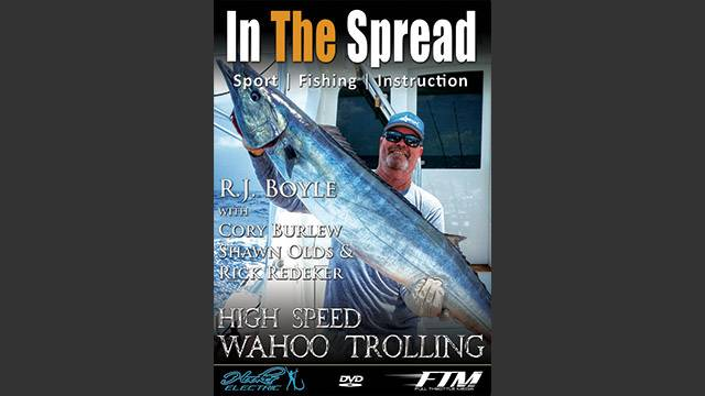 High Speed Wahoo Trolling