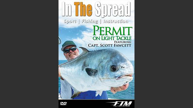 Permit Fishing on Light Tackle