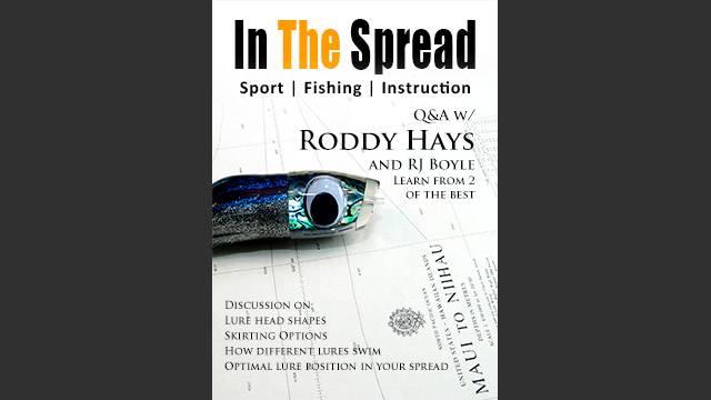 Trolling Lure Basics with Roddy Hays