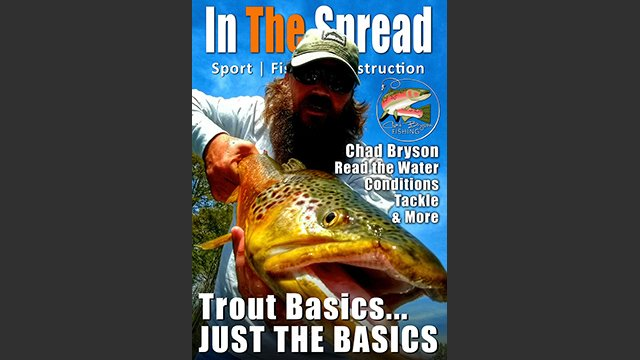 Trout Basics with Capt. Chad Bryson