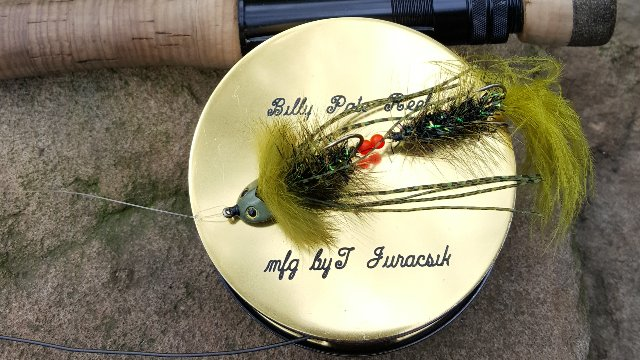 Fly Tying the Filthy Beggar