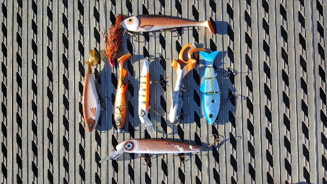 Best Big Musky Lures by Cory Allen