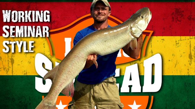 How to Work Channel Adjacent Flats & Feeder Streams for Muskie