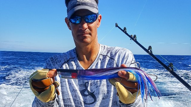 Marlin Fishing Lures and  Spread Fundamentals
