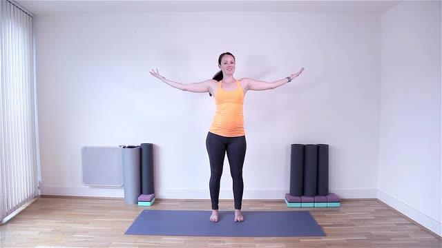 Quick Shoulder/Upper Back Strengthener