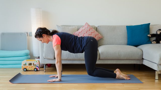 Quick Core Reset for Moms