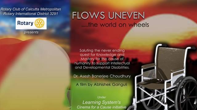 Flows Uneven ....