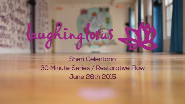 30 Min Series / Restorative Flow