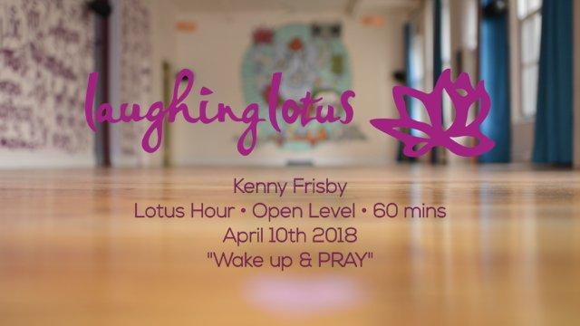 Wake up & PRAY