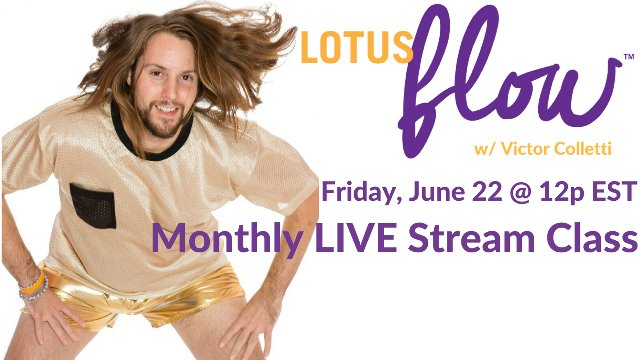 Live Stream with Victor June 22nd