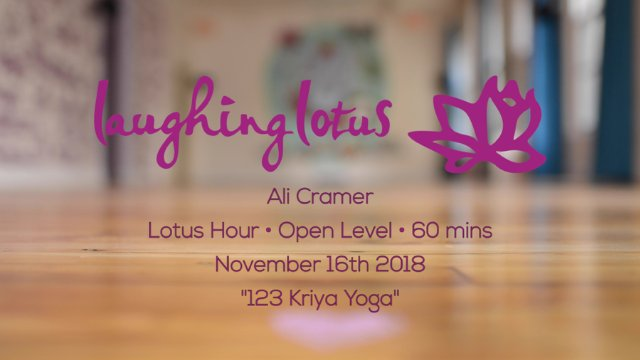 123 Kriya Yoga