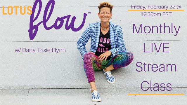 Live Stream Dana Trixie Flynn