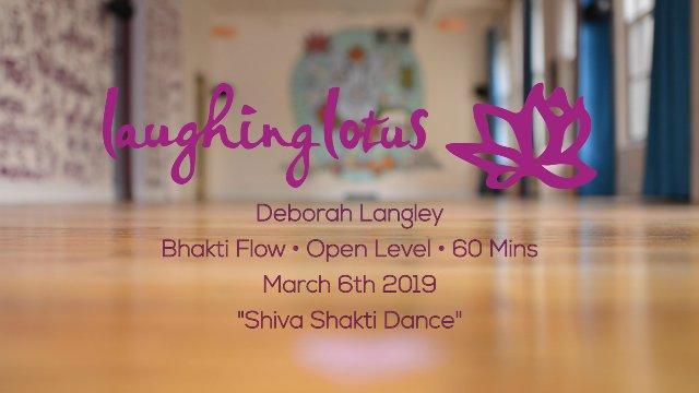 Shiva Shakti Dance