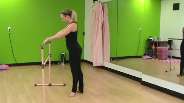 Barre (Workout 1)