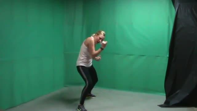 Cardio Kickboxing 10