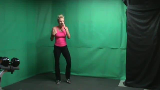 Cardio Intervals- Cardio Dance