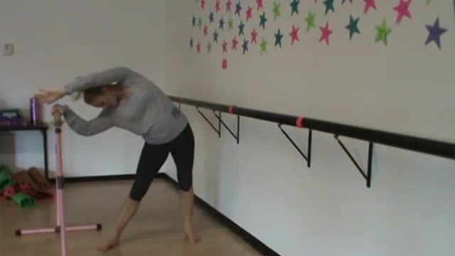 Barre (Workout 2)