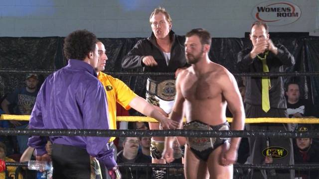 CZW High Stakes 2014