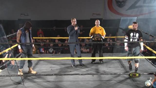 "CZW ""Night of Infamy"" 11/8/2014 Voorhees, NJ"