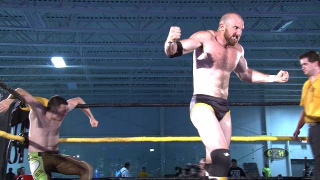 CZW New Heights 2014