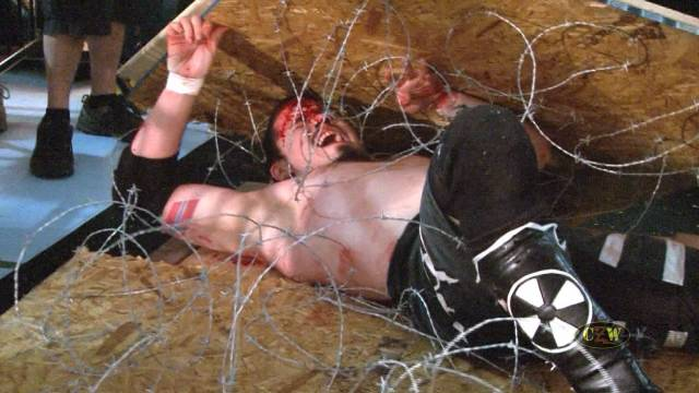 CZW Proving Grounds 2014