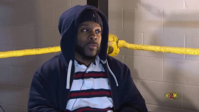"CZW ""UNCUT: BLK Jeez"" 2015 Shoot Interview"