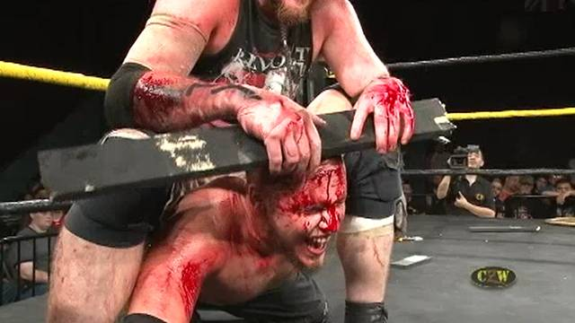 CZW New Heights 2011